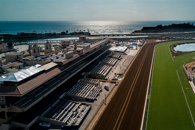 Grandstand Aerial - ESW
