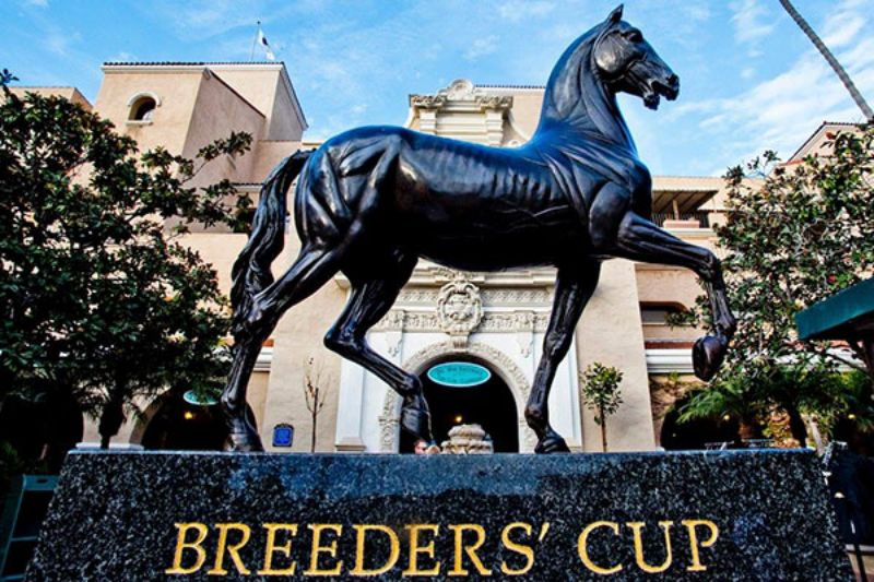 Photo for Breeders' Cup Post Position Draw