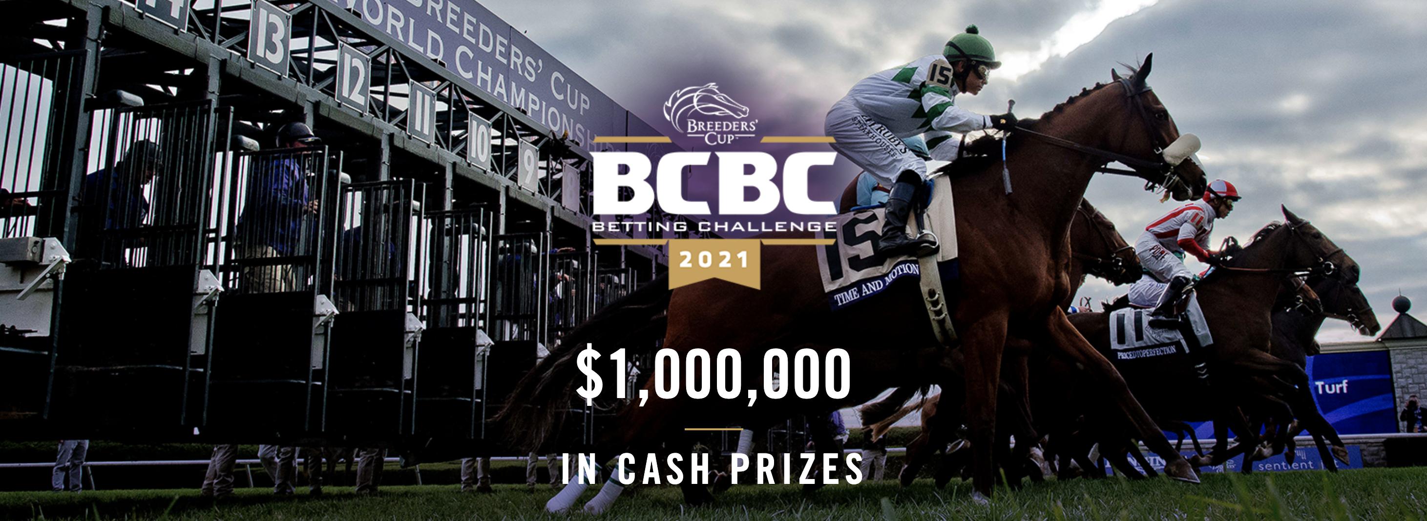 Breeders' Cup Betting Challenge