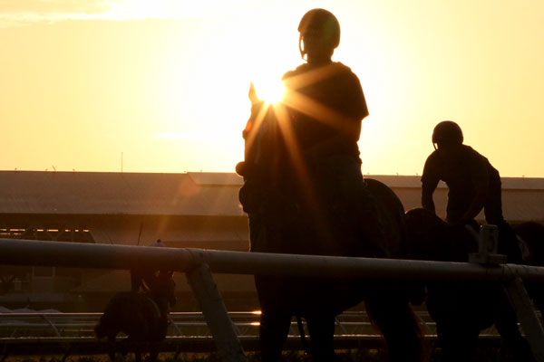 Photo for Breakfast at Breeders' Cup