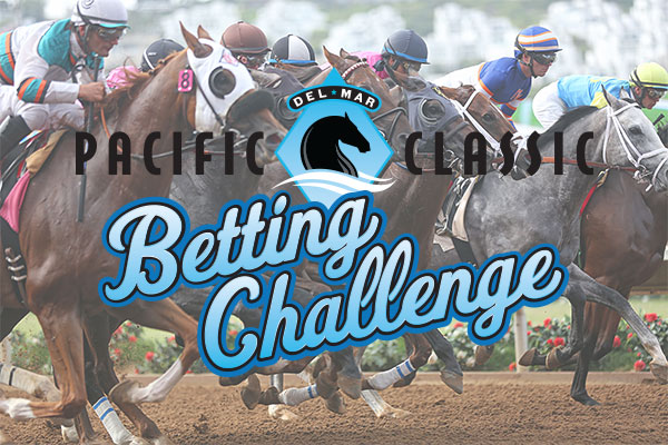 Photo for Pacific Classic Betting Challenge