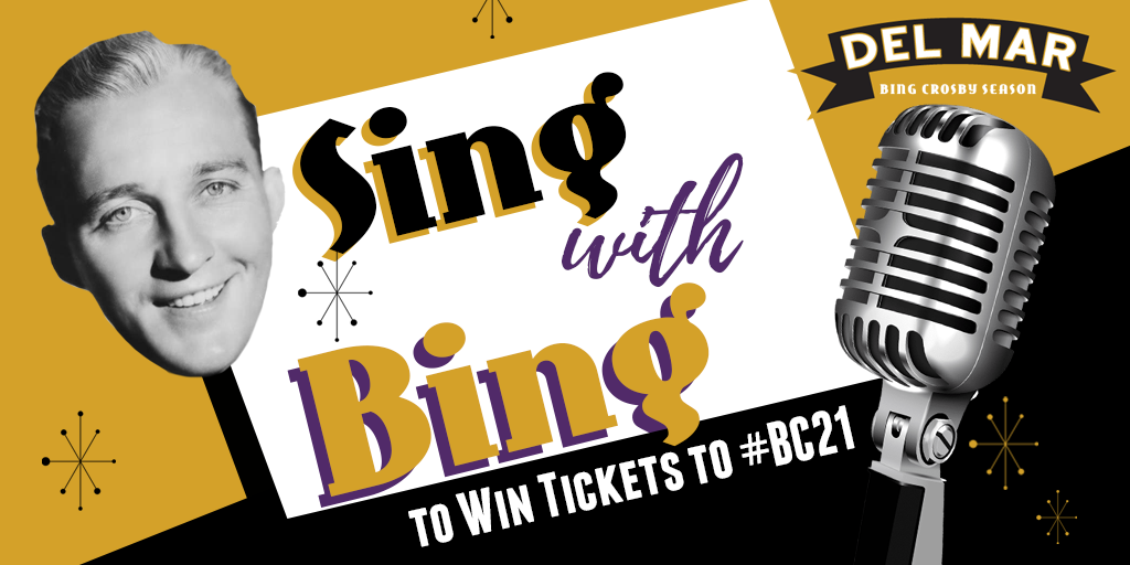 Sing With Bing to Win tickets to BC21