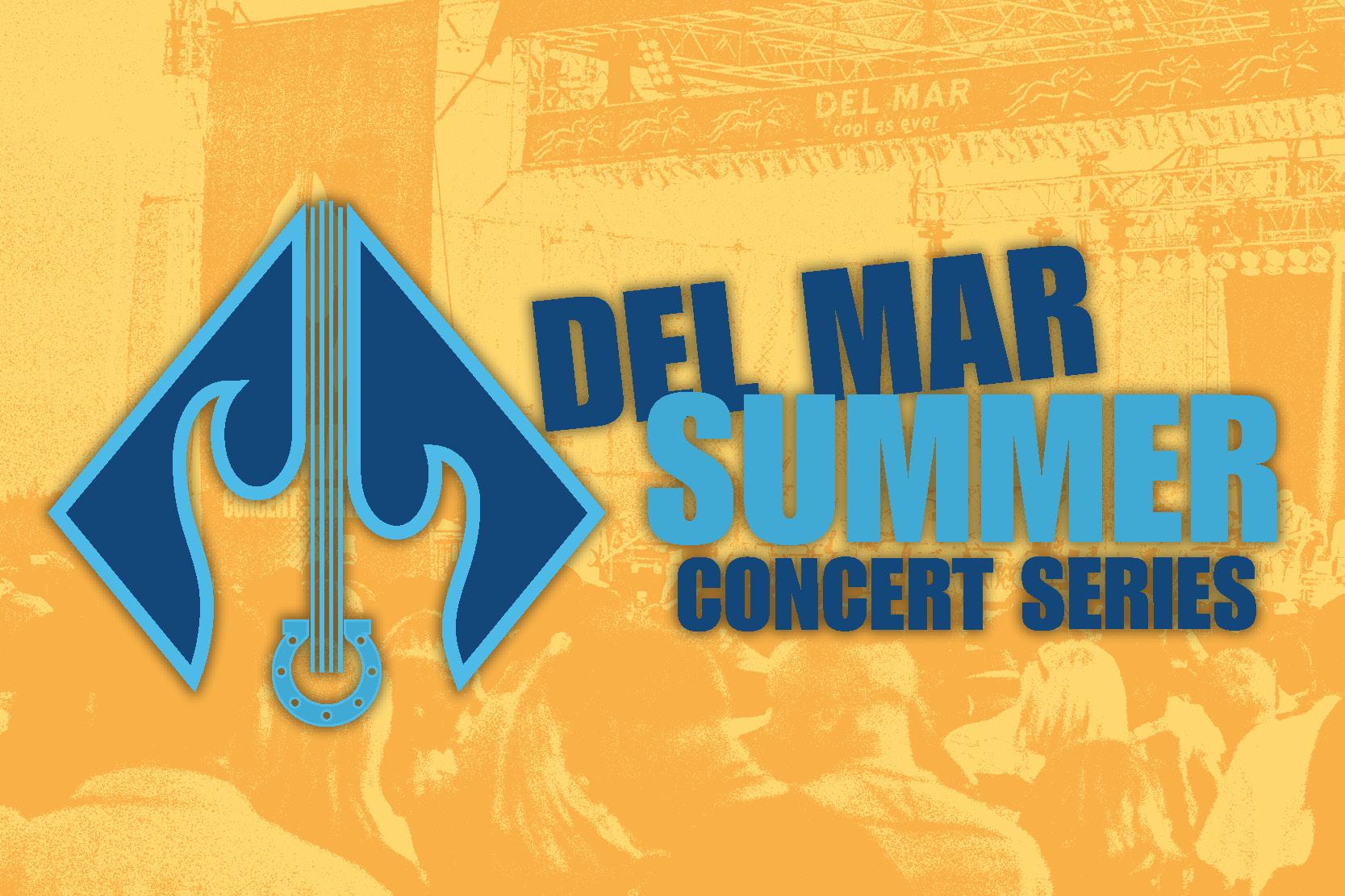 Del Mar Concert Schedule