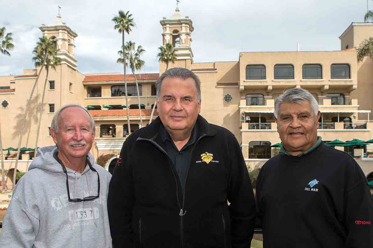 Three Special Guys Have Built - And Left - Their Marks on Del Mar