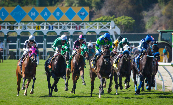 New Infield LED Board to Enhance Video Viewing at Del Mar