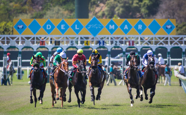 Single Ticket Cashes for $84,518 in Del Mar's Pick Six