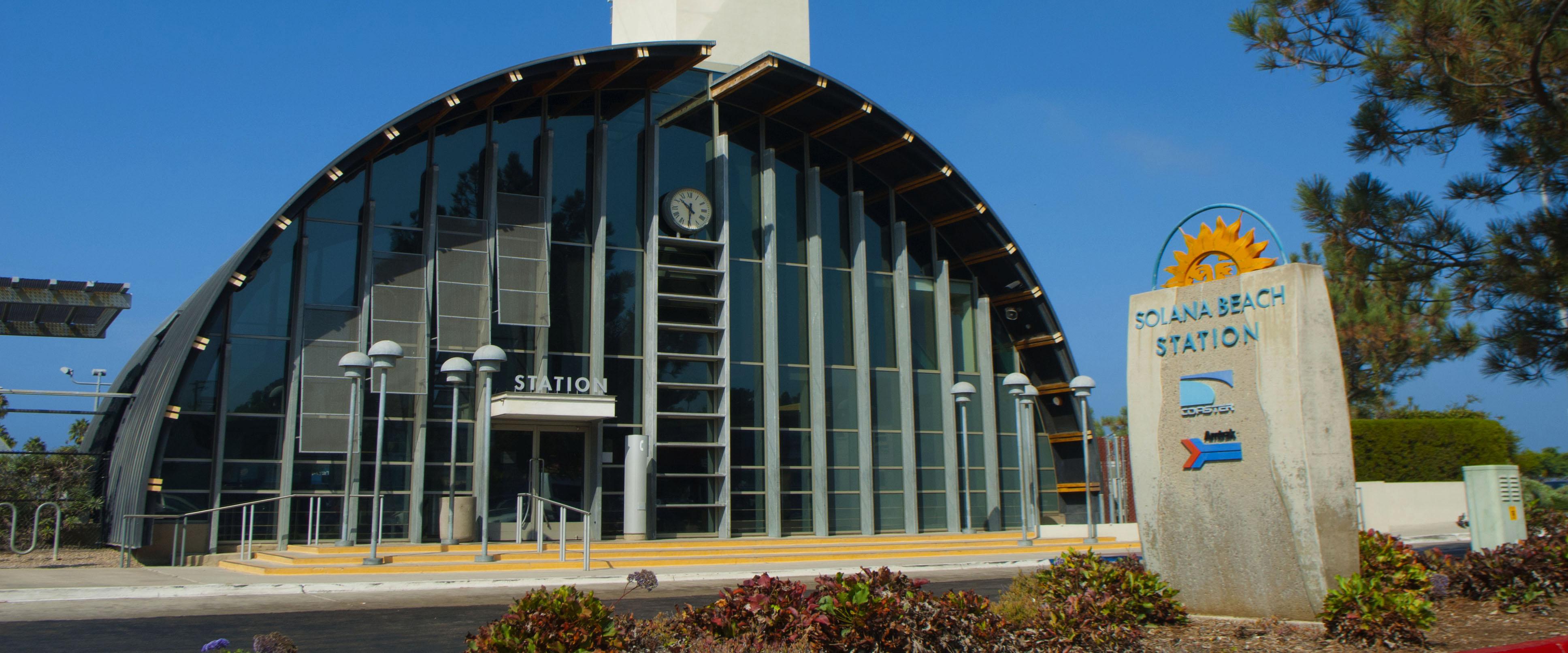 Solana Beach Train Station Restaurants