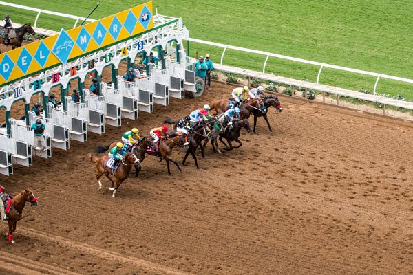Strong Business Continues at Del Mar With Record-Breaking Results