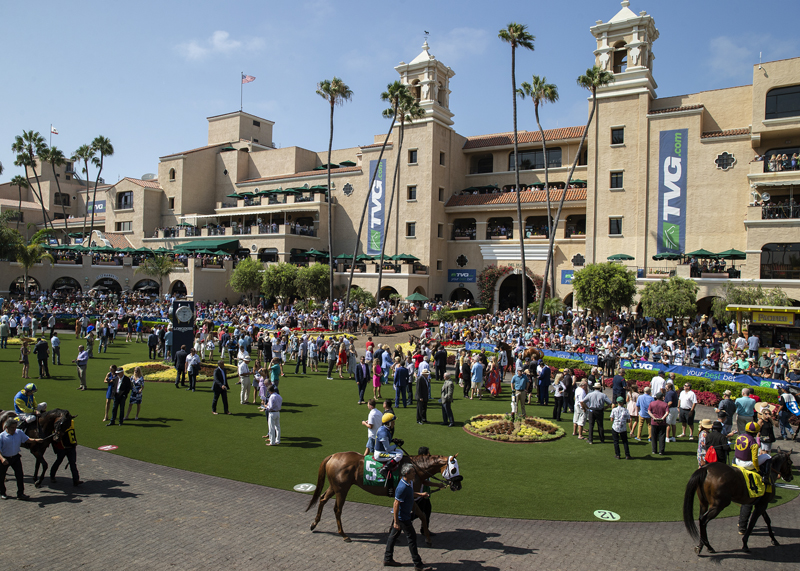 TVG Pacific Classic Heads Exceptional Day of Racing Saturday