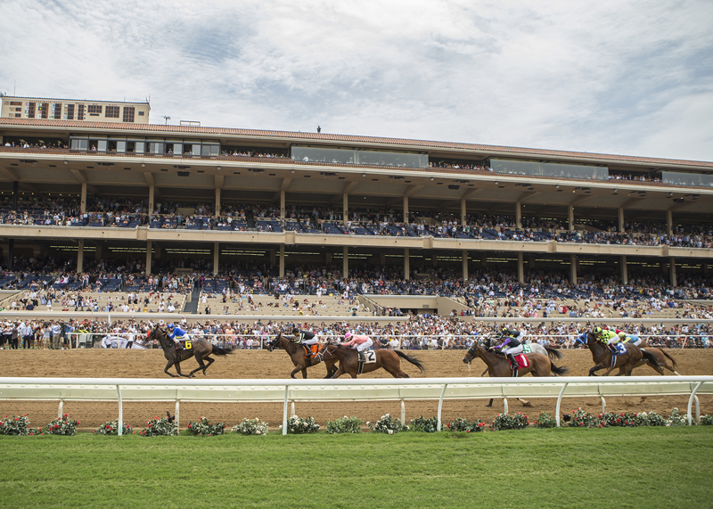 Pick Six Worth $561,865 Friday at Del Mar