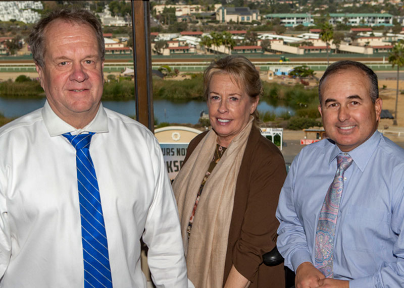 Del Mar Stewards United in Respect for the Rules and the Game