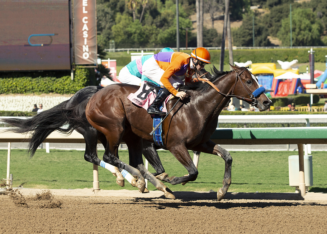 Bob Hope Stakes Matches Six Talented Two-Year-Olds
