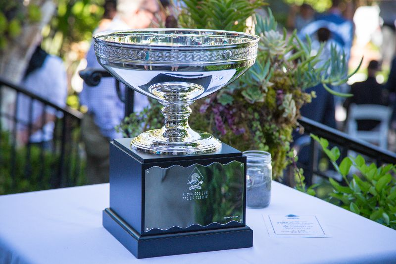 TVG Pacific Classic Trophy