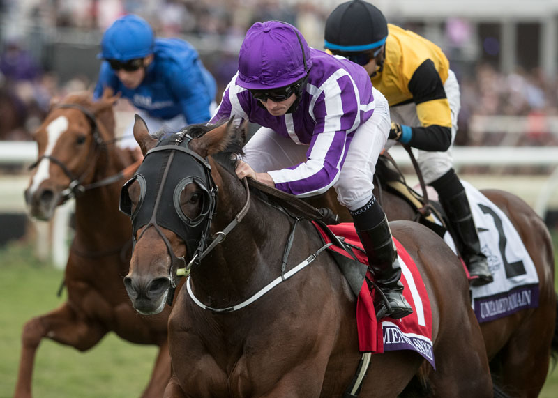 Breeders' Cup at Del Mar 2017: A View From Over the Pond