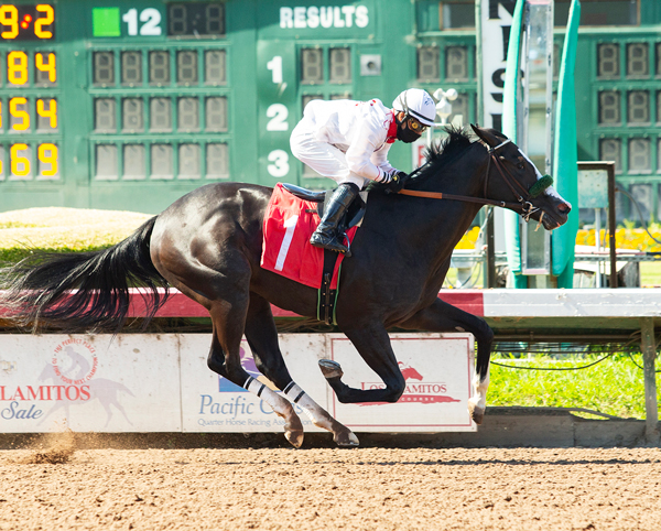 Seven to go in CTBA Stakes Saturday; I'm So Anna Appears Solid Choice
