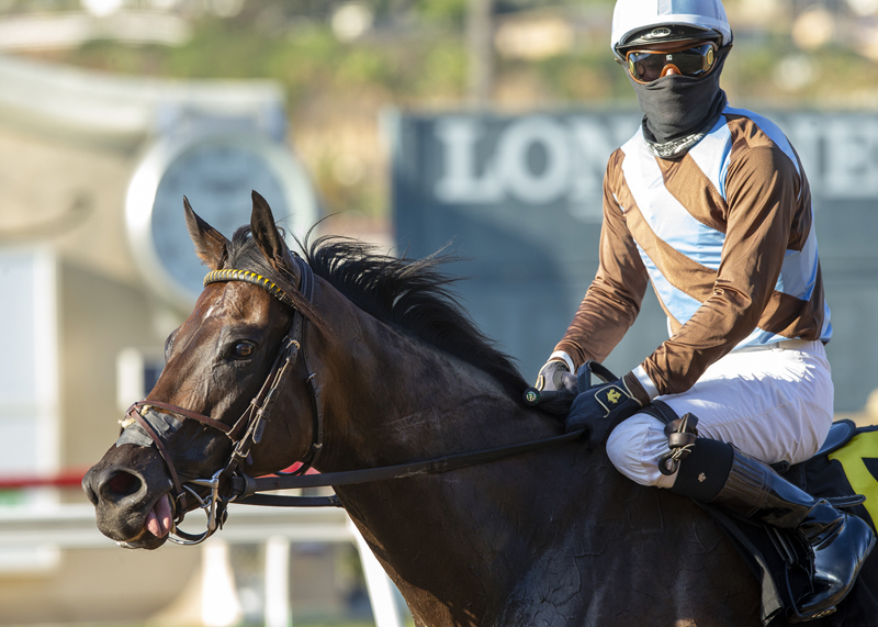 Prat Says He's Back at Del Mar With Four Wins, Two in Stakes