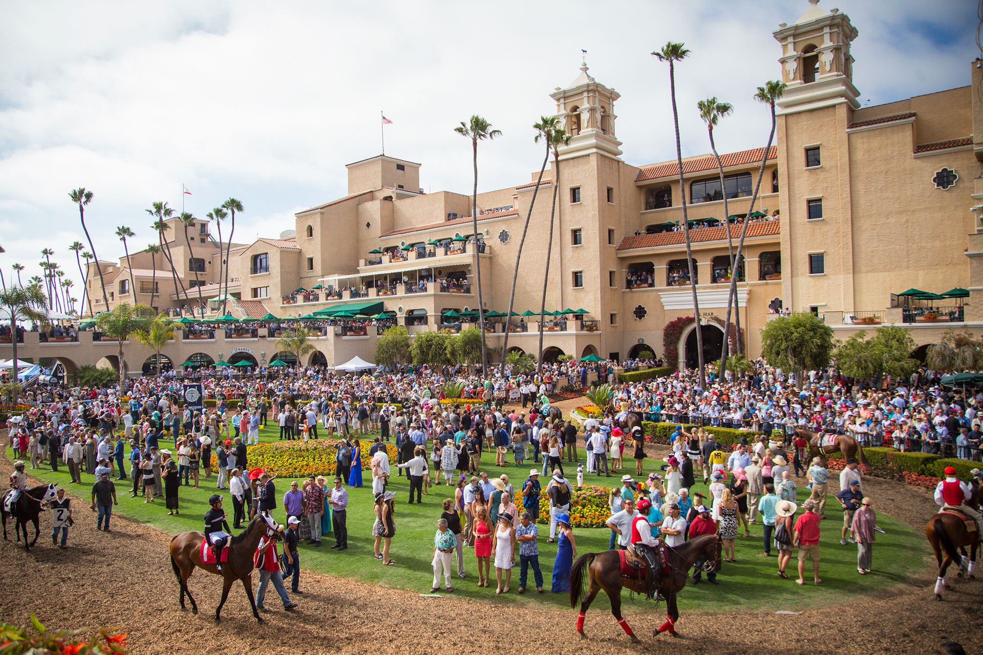 Del Mar - Uber Team up to Give Fans a First-Rate Ride to Track