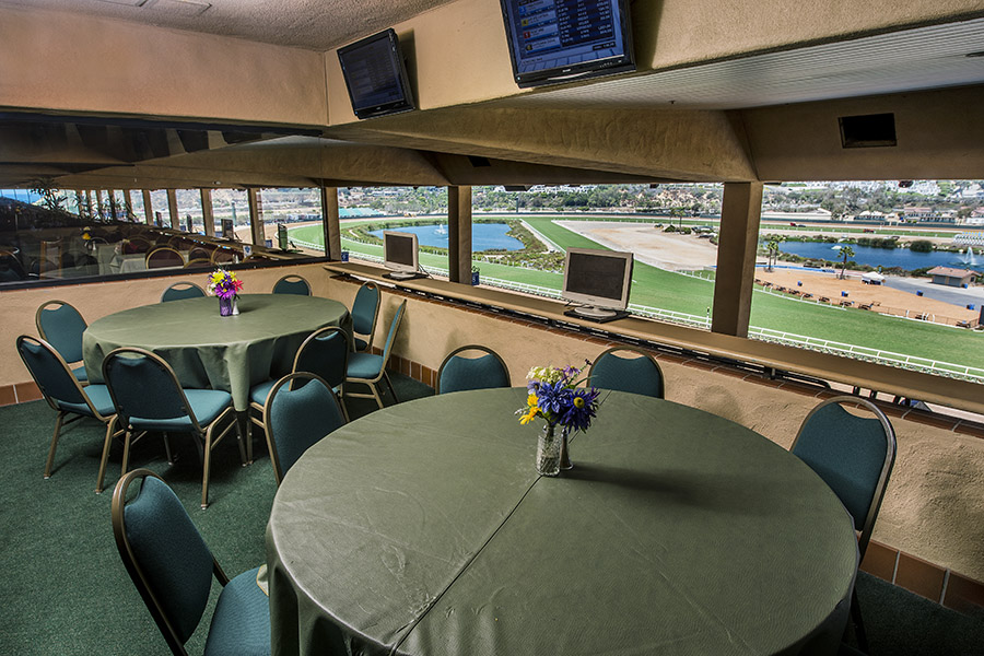 Celebrity Suite Table Seating