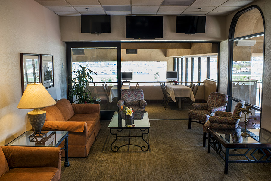 Del Mar's Exclusive Luxury Suite