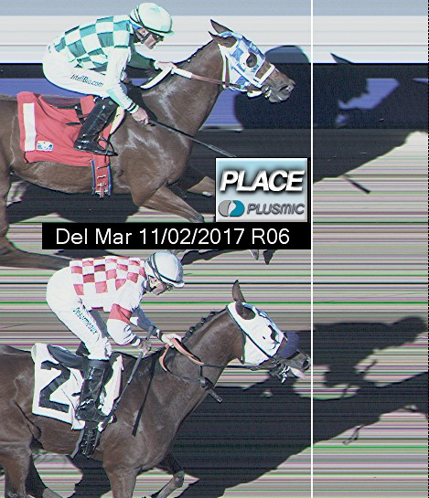 Photo finish for Nov 2, 2017 6, 2nd place