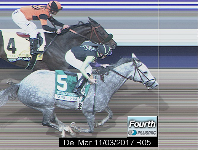 Photo finish for Nov 3, 2017 5, 4th place