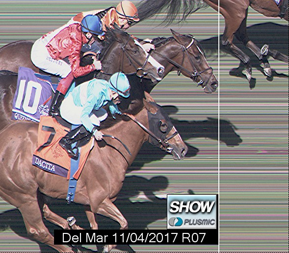 Photo finish for Nov 4, 2017 7, 3rd place