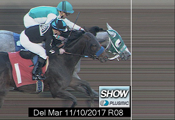 Photo finish for Nov 10, 2017 8, 3rd place