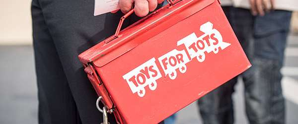 """Photo of """"Toys for Tots"""" Program, Ride Returns to Del Mar This Sunday"""