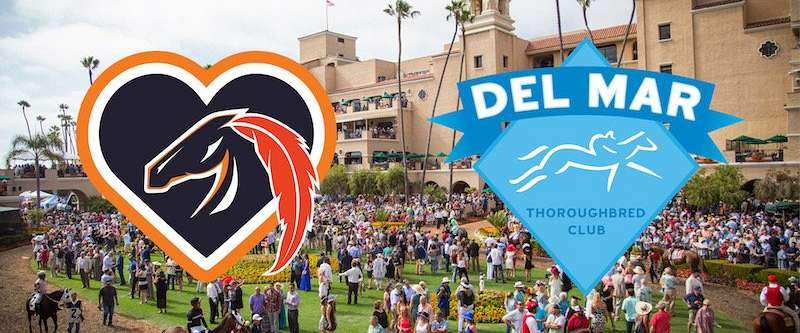 Photo of Wiener Wins the Del Mar/LRF Cares Charity Handicapping Contest