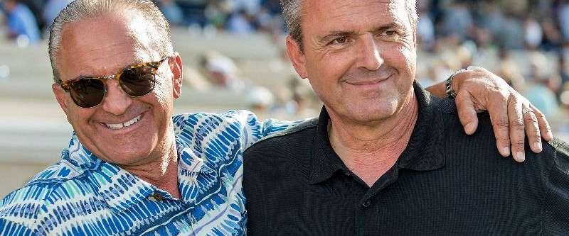 Photo of Hronis Racing Top Owners at Del Mar 2021 Summer Meet