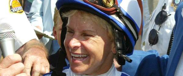 Photo of Julie Krone, A Groundbreaking Female Rider, Is Scheduled to be Honored August 17 as 2019 Laffit Pincay, Jr. Award Winner