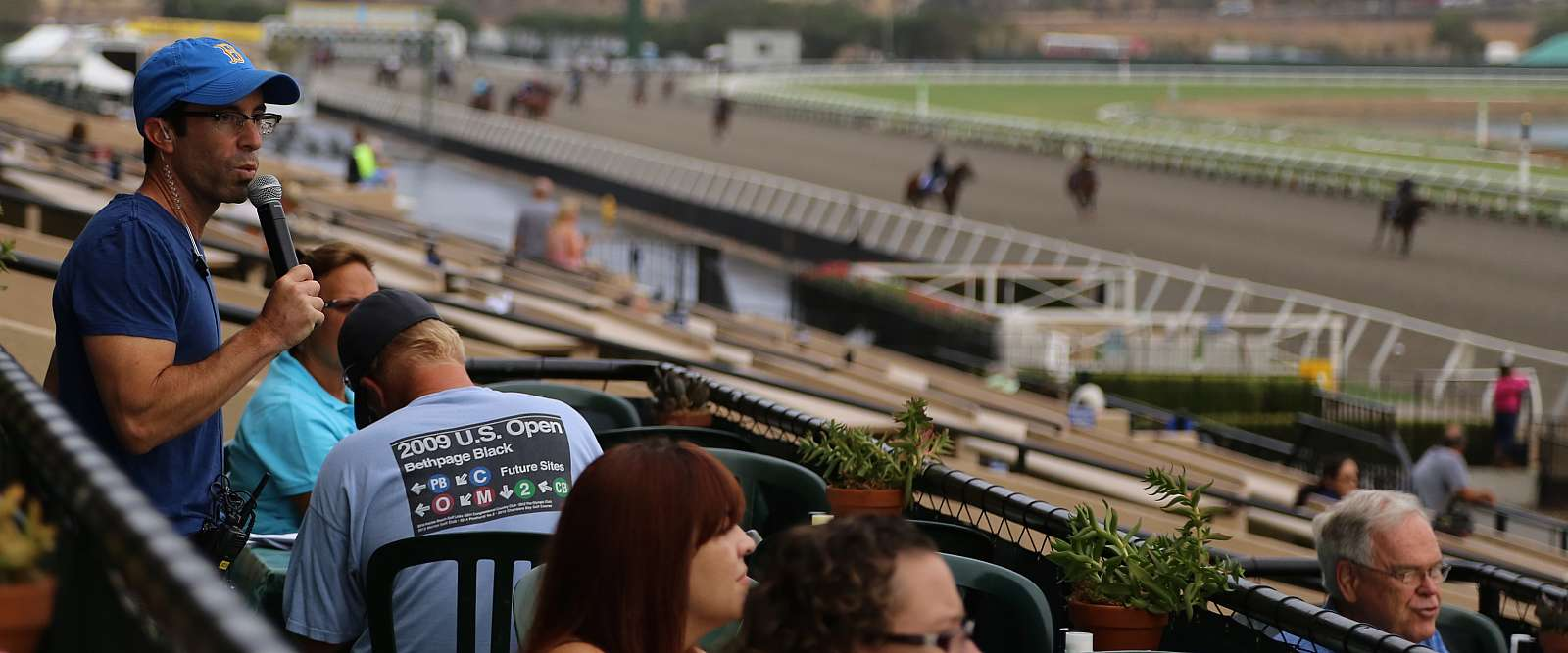 """Photo of Trackside Breakfast Special """"Daybreak at Del Mar"""" Rides Again"""