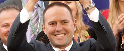 Photo of Trainer Chad Brown Has Numbers for First Del Mar Invasion