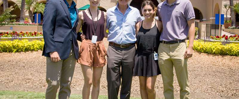 Photo of From Far and Near Del Mar Welcomes Its 2015 Interns