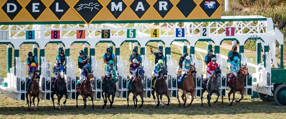 Photo of Condition Book for Del Mar's Bing Crosby Season Now Out