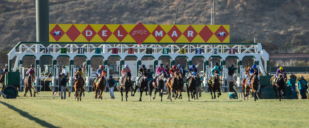 Photo of Del Mar Concludes Fifth Fall Season Up in Total Handle