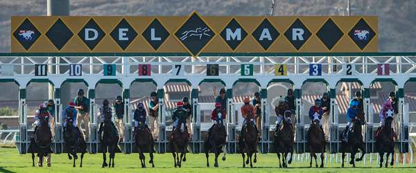 Photo of Del Mar Fall Meeting Sets Record Handle Numbers