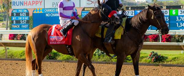 Photo of Del Mar Back in Action Friday Featuring Real Good Deal Stakes