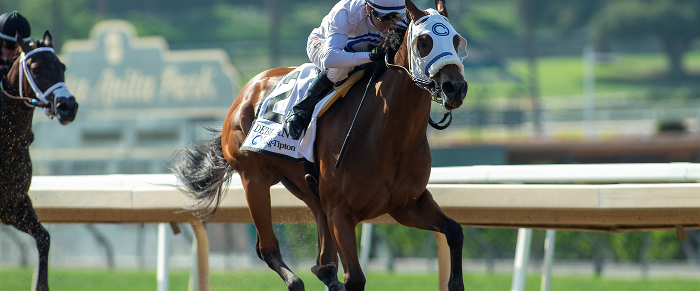 Photo of Nine Cal-Bred Youngsters Meet in CTBA Stakes Thursday at Del Mar