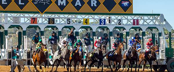 Photo of Del Mar Confirms It Will Race Friday as Storm Clears
