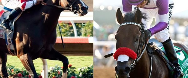 Photo of Del Mar Juvenile Champs Earn Breeders' Cup Glory