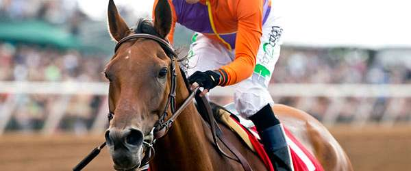 Photo of Beholder Wins Hirsch Stakes, Pacific Classic May Be Next