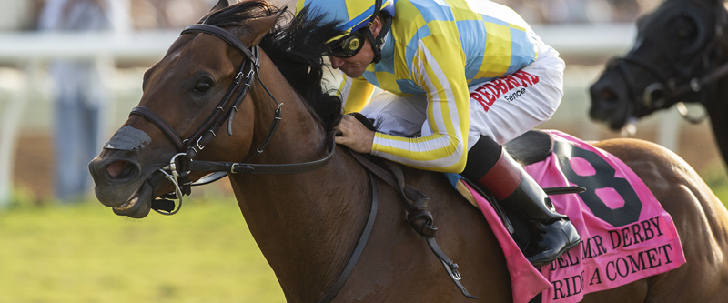 """Photo of """"Ship and Win"""" Returns to Del Mar with Beefed Up Bonus Funds"""