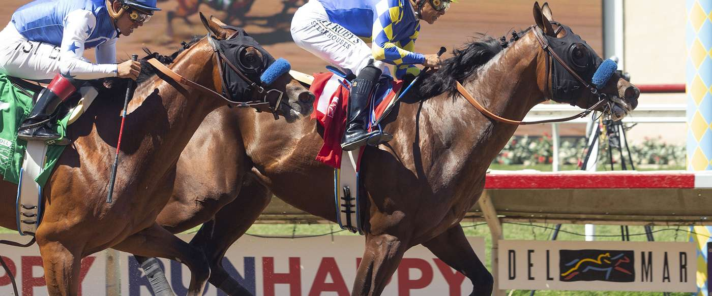 Photo of 6 in Futurity; 9 in Juvenile Turf as Del Mar Wraps Up Monday