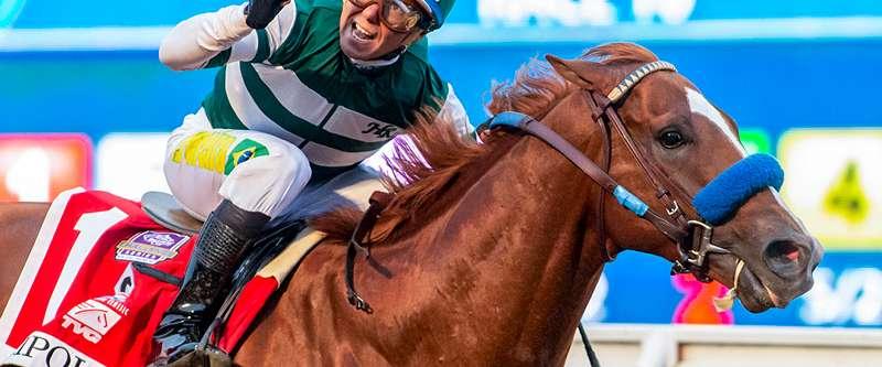 Photo of Tripoli Pulls Off Surprise Saturday in $1 Million TVG Pacific Classic