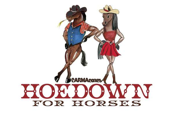 Photo of CARMA's Hoedown for Horses Raises $172,000 for Thoroughbred Aftercare