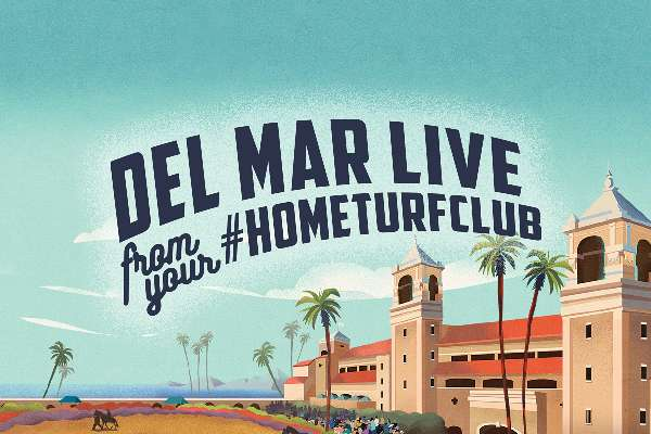 "Photo of ""Del Mar Live"" Offers TV, Online Options to Summer Racing Fans"