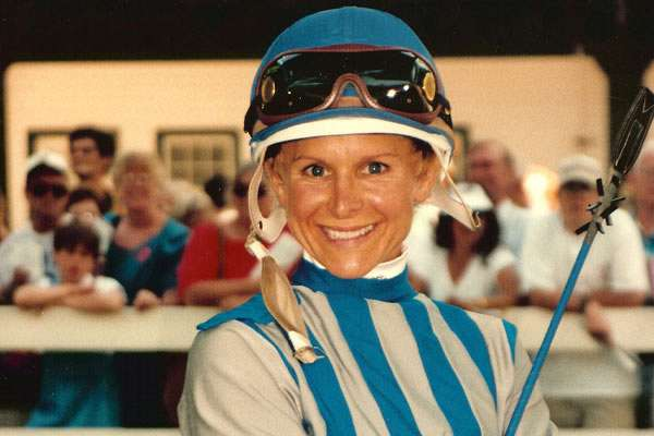 Photo of Julie Krone To Be Double Honored Next Saturday at Del Mar