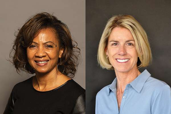 Photo of Wright, Hall Named Senior Vice Presidents at Del Mar