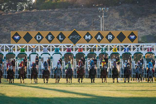 """Photo of Del Mar Closes out Second """"Bing Crosby Season"""" In Fine Style"""